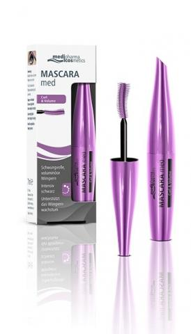 MASCARA MED Curl and Volume 7ml  !NOVINKA!