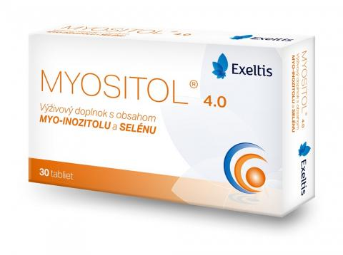 MYOSITOL® 4.0  30 tabliet