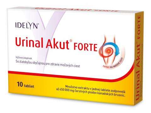 Urinal Akut Forte Idelyn 10tbl