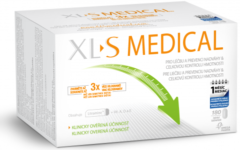 XL-S MEDICAL 180tbl