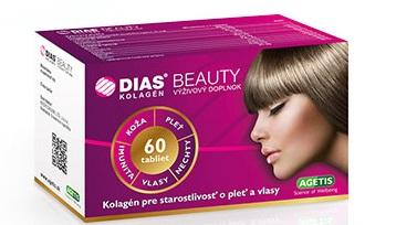 DIAS kolagén BEAUTY 60 tabliet