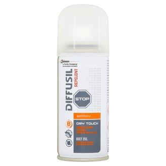 DIFFUSIL Repelent DRY TOUCH 100ml spray