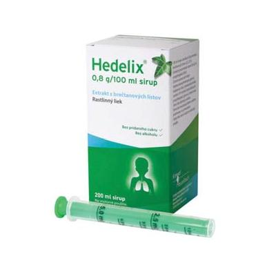 Hedelix sirup 200ml