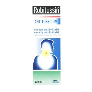 Robitussin Antitussicum sirup 100ml