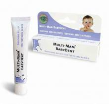 Multi-mam BabyDent 15ml