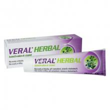 Veral Herbal kostihojová masť 100ml