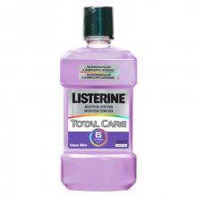 Listerine Total Care antiseptická ústna voda Clean Mint 250ml