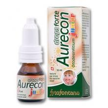 Aurecon drops forte junior Ušné kvapky 10ml