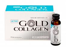 Active GOLD COLLAGEN 10 x 50 ml