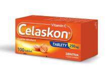 Celaskon tablety 250mg 100ks
