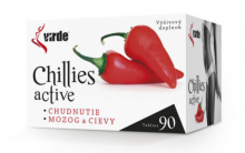 Chillies active 90tbl