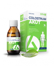 DELTA COLOSTRUM Akut intensive+ Natural 125ml