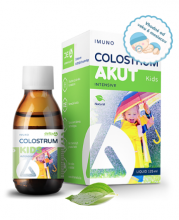 Delta Colostrum AKUT Intensive Kids 125ml