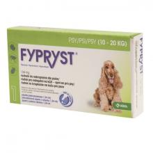 FYPRYST spot-on pre psy M 1,34ml