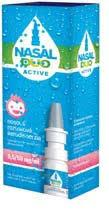 NASAL DUO ACTIVE 0,5/50 mg/ml nosný sprej 10ml