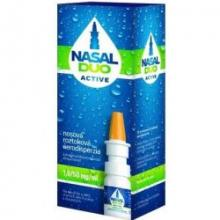 NASAL DUO ACTIVE 1/50 mg/ml nosný sprej 10ml