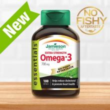 Omega-3 Extra Strength 700mg 100kps
