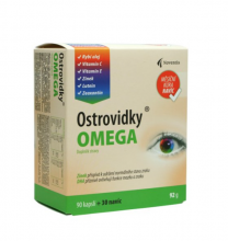 Ostrovidky OMEGA 90+30cps