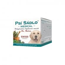 Psie sadlo Medical Dr. Weiss 75ml