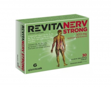 Revitanerv Strong 30tbl