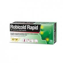 Robicold Rapid 200mg/30mg 20cps