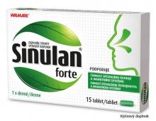 Sinulan forte 30 tabliet