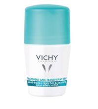 Vichy roll-on antiperspirant so 48h účinkom bez stôp na oblečení 50ml