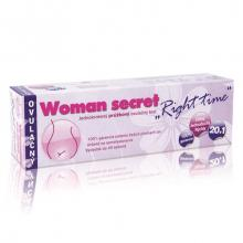 "Woman secret ""Right time"" Jednokrokový prúžkový ovulačný test 20 v 1"