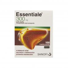 essentiale 300mg 100 kapsúl