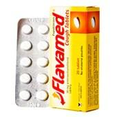 Flavamed Cough Tablets 20tbl