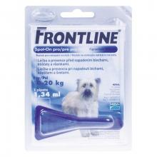 FRONTLINE Spot-On pre psy M 1x1,34ml A.U.V.