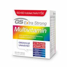 gs extra strong multivitamin 60+60