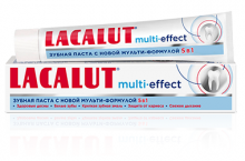 Lacalut multi-effect 5v1 75ml