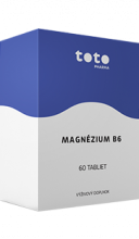 toto magnezium tablety