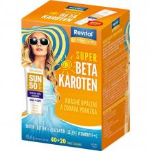 Revital Super beta-karotén 40+20tbl
