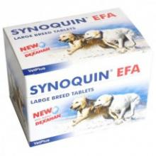 SYNOQUIN EFA Large breed tablety pre psy 30x2g